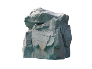 GFKWasserfall // Farbe: Granitgrau // Artikelnummer: W700 // Ansicht: Seite